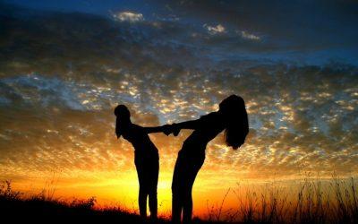 Prietenia – una dintre culorile vieții