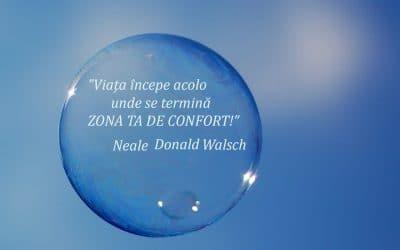 Zona de confort – ce este și cum putem ieși din ea