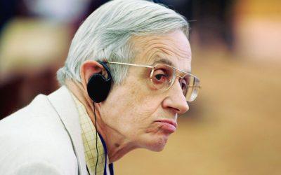 John Nash – matematicianul genial diagnosticat cu schizofrenie paranoidă