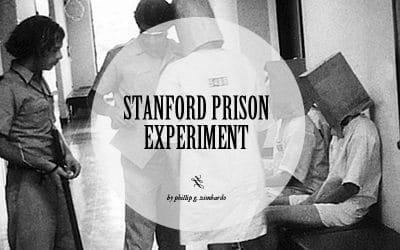 Philip Zimbardo:  Experimentul Stanford Prison